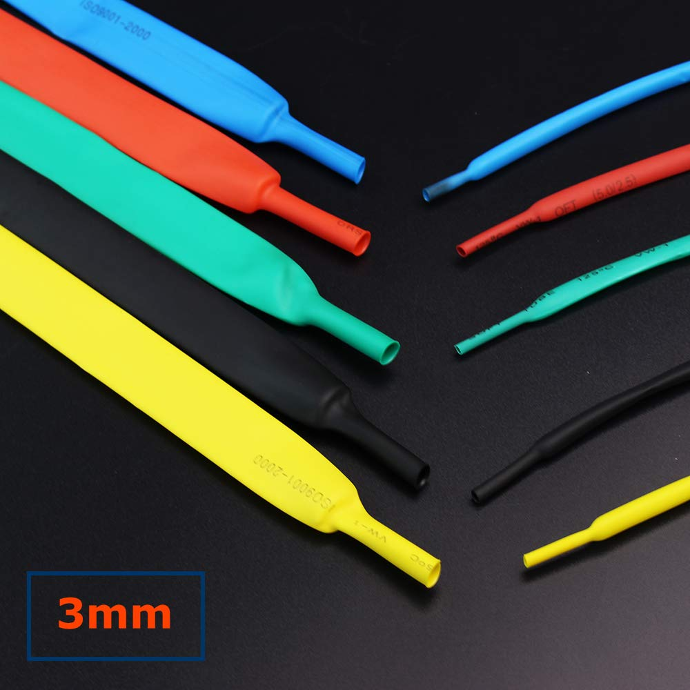 Φ35MM HEAT SHRINK 2:1 ELECTRICAL TUBE SLEEVING CABLE VARIOUS COLOURS /& LENGTH