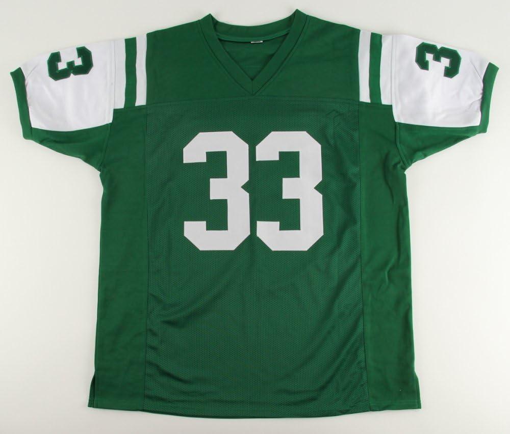 Chris Ivory #33 Signed New York Jets Jersey (JSA COA & Ivory ...