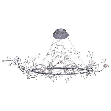Chrome Tree Branch Ceiling Light Www Gradschoolfairs Com