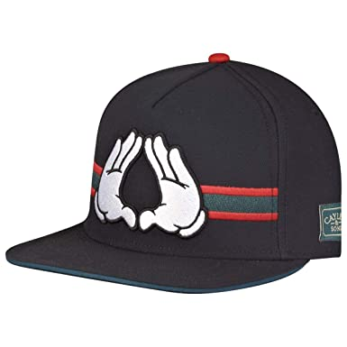 05fe44190c4 Image Unavailable. Image not available for. Color  Cayler   Sons Snapback  Cap - Dynasty Black