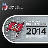 Turner - Perfect Timing 2014 Tampa Bay Buccaneers Box Calendar (8051254)