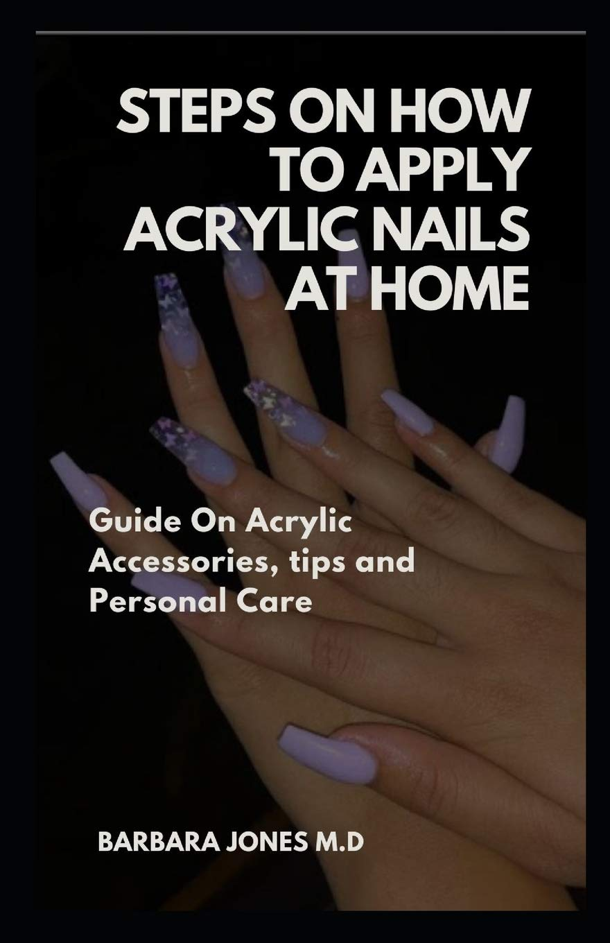 Gallery Steps On How to Apply Acrylic Nails at Home Guide On Acrylic ... is free HD wallpaper.