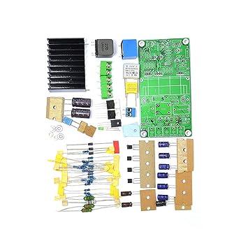 Q-BAIHE L15D-PRO Kit IRS2092 IRFB4019 Clase D Amplificador de Potencia + Protección