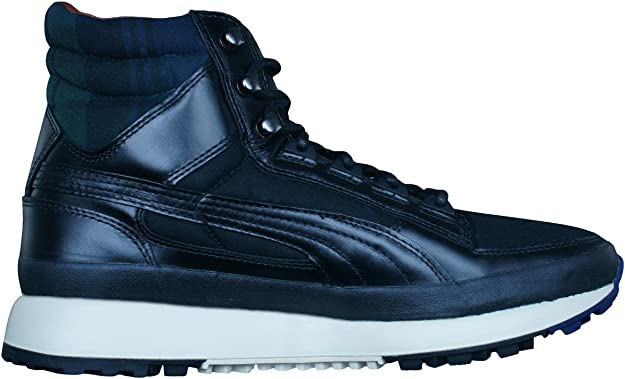 Puma Montapon Luxe Leather Baskets Hommes: