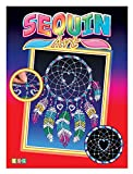 Sequin Art Red Dreamcatcher Heart Arts and Crafts Kits
