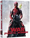 The War, Il Pianeta delle Scimmie - Deadpool Collection (Blu-Ray)