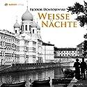 Weiße Nächte Hörbuch von Fjodor Dostojewski Gesprochen von: Georg Peetz