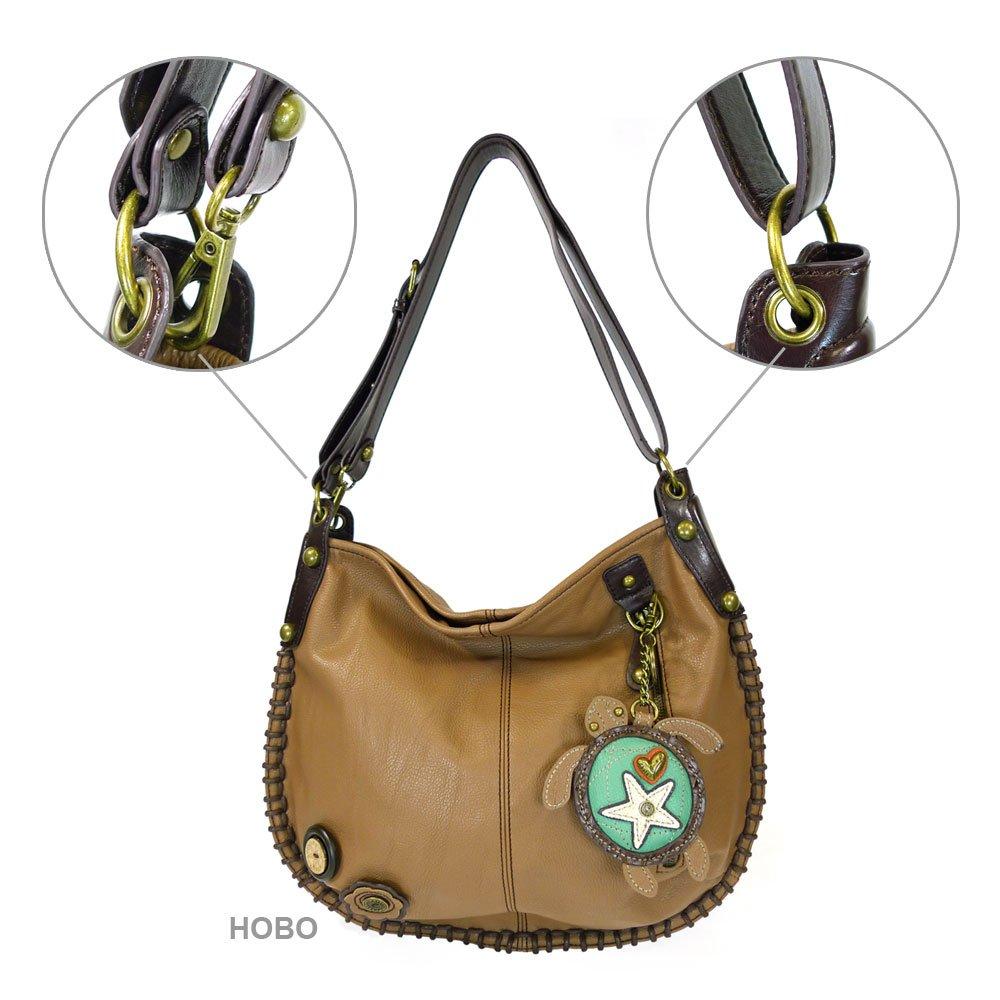 Amazon.com: Chala Hobo Crossbody Bolsa bolsa Grande Tortugas ...