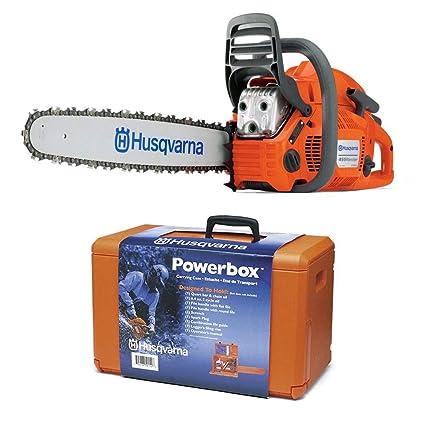 Amazon.com: Husqvarna Powerbox - Caja de almacenamiento para ...