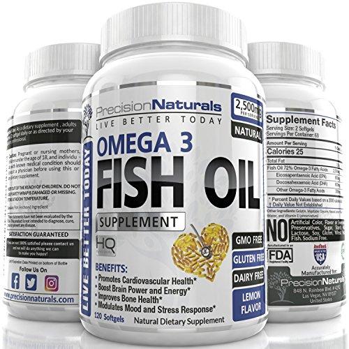 omega 3 fish oil dr sears - 2