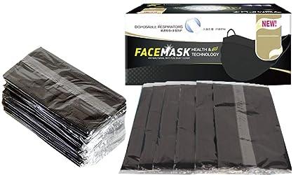 mascherine antipolvere nere
