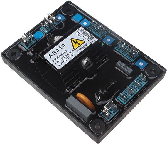 Nuevo Avr As440 e000-24403 gensets Automático Regulador De Voltaje De 90 Días De Garantía