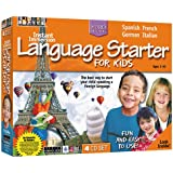 Instant Immersion Language Starter For Kids (4 CD-ROM)