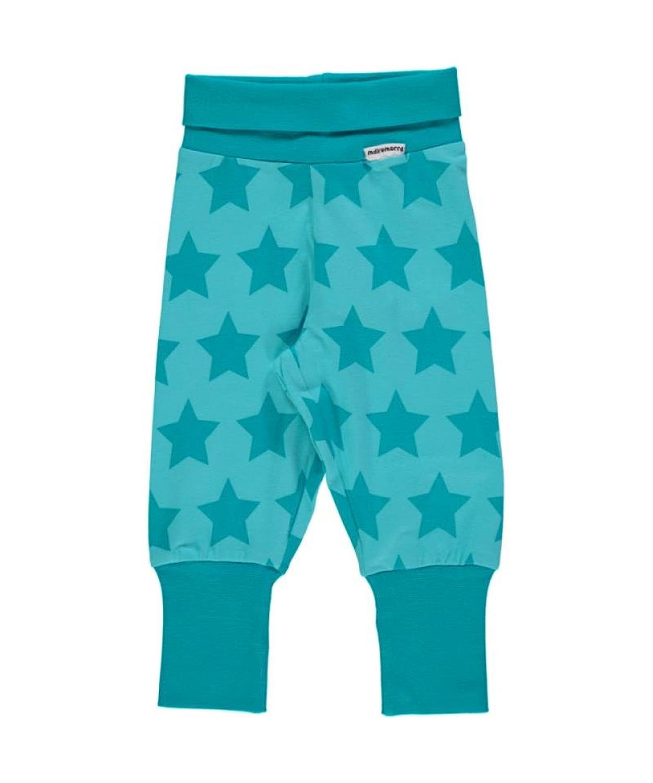 Maxomorra Baby Hose Sweathose Organic Cotton Sterne SP17-6289