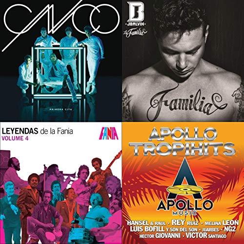 Uptempo Latin Music (Best Afro Cuban Music)