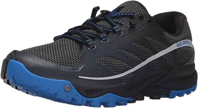 Merrell All out Charge, Zapatillas de Running para Hombre, Multicolor (Dark Slate), 41 EU: Amazon.es: Zapatos y complementos