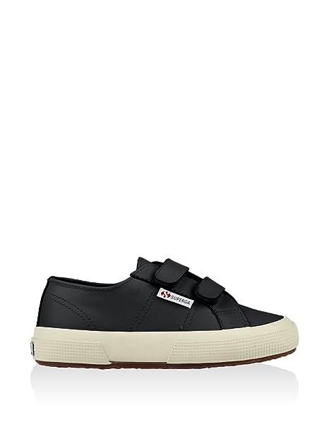 Talla 5 Zapatillas 2750 Black Superga Color Fglvj Uk Velcro wCxaWPY
