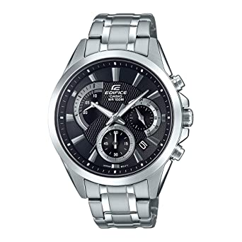 7d7e0c98365 Relógio Casio Edifice Analógico Cronógrafo Masculino EFV-580D-1AVUDF ...