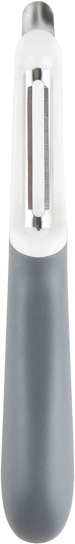 Tovolo Precision Peeler, Non-Slip, Stainless Steel Tip, Dishwasher Safe