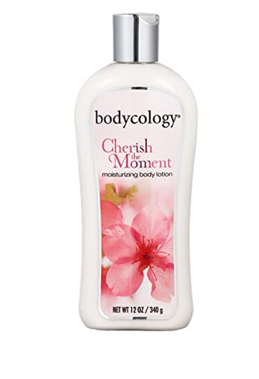 Bodycology Cherish the Moment (formerly Exotic Cherry Blossom) Body Lotion 12 oz