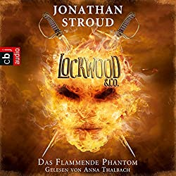 Das Flammende Phantom (Lockwood & Co. 4)