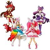 キラキラ☆プリキュアアラモード キューティーフィギュア2 SpecialSet(4種セット×1個入) 食玩・ガム (キラキラ☆プリキュアアラモード)