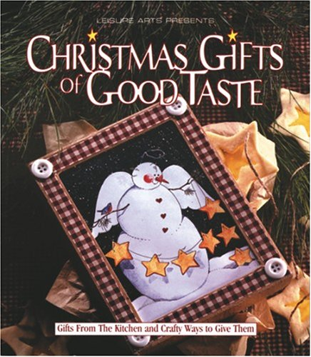Christmas Gifts of Good Taste by Anne Van Wagner Childs