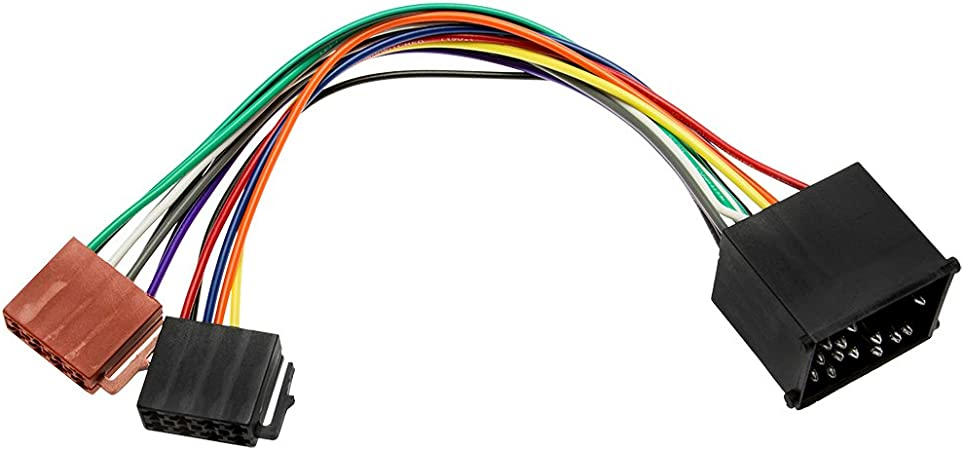 Adapter Universe Din Iso Auto Radio Adapter Kabel Elektronik