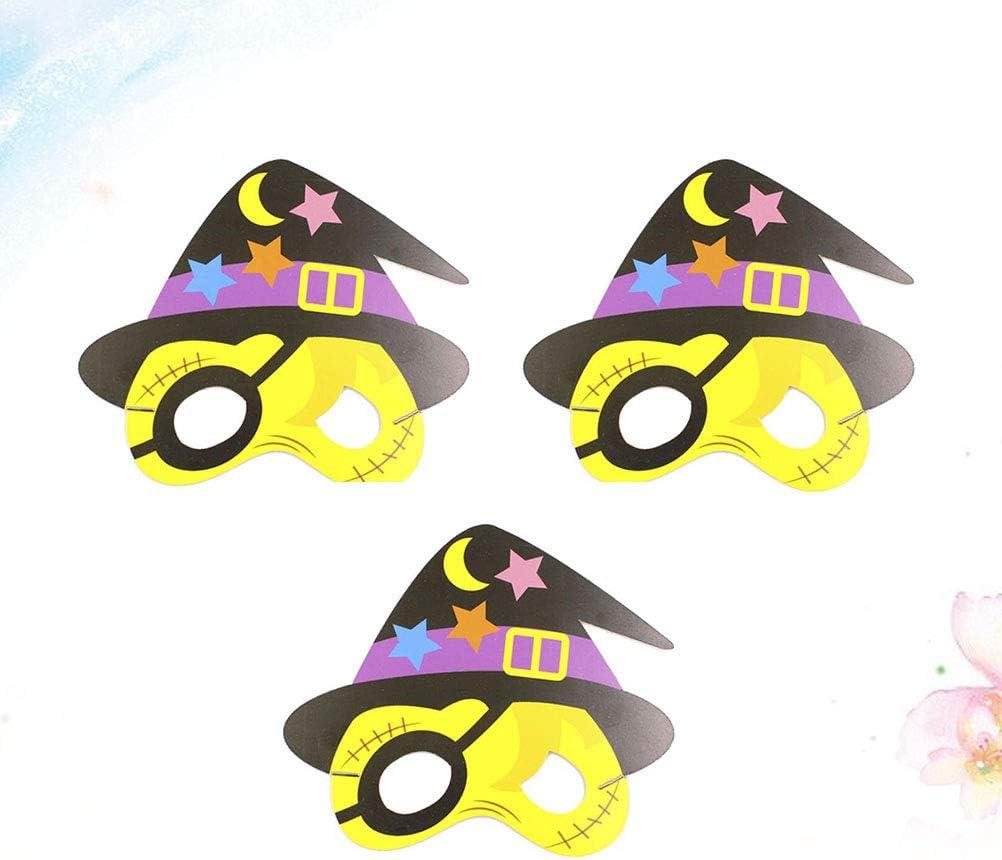 JOYOOY Máscara de Pirata de Halloween, Accesorios de Disfraz para ...