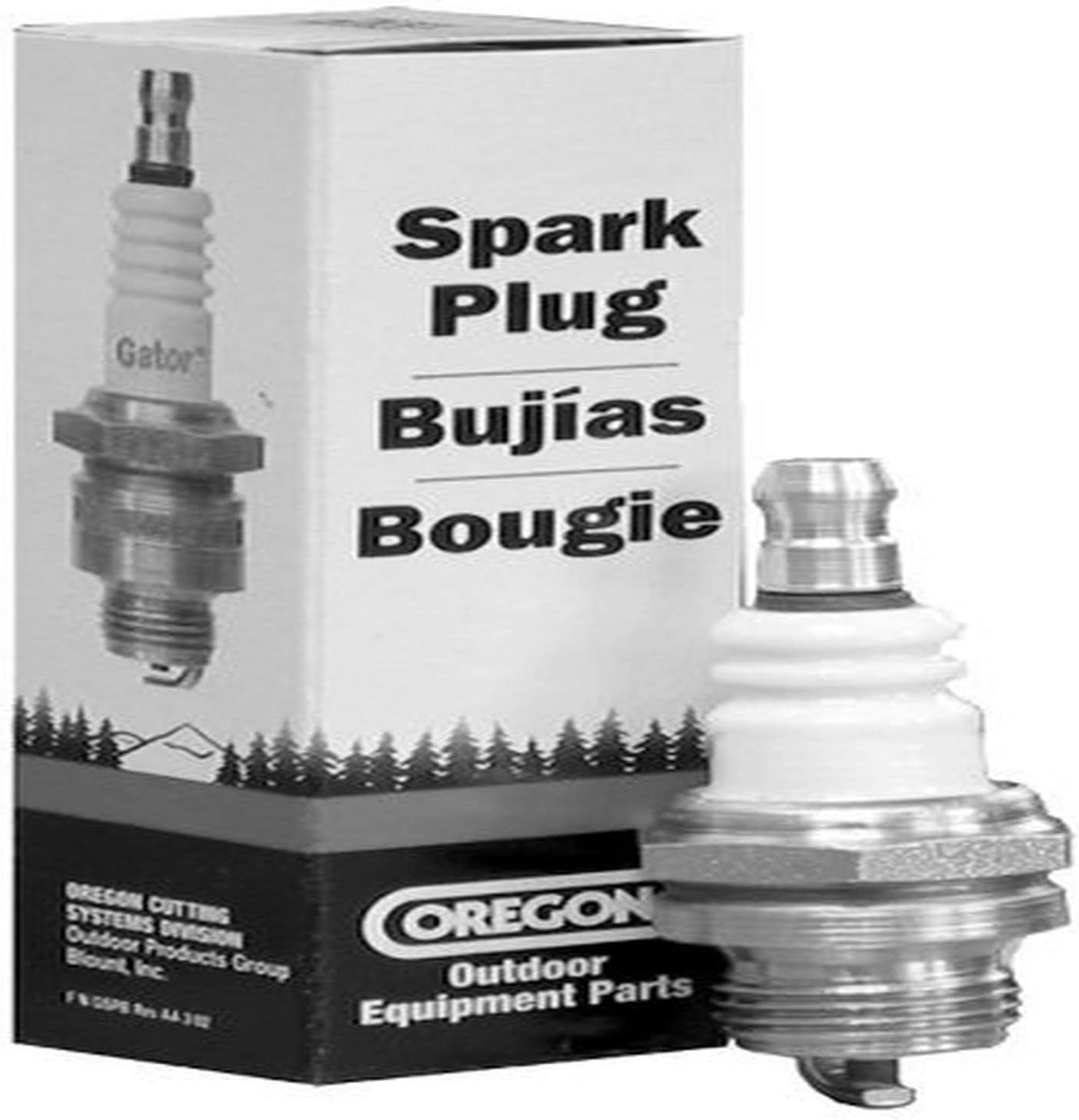 Spark Plug for Chain Saws Lawnmower/ 77 d/ébroussailleuses /One Size