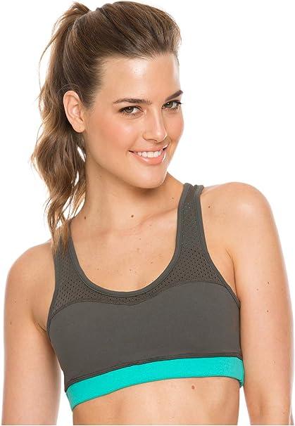 Flexmee Women High Impact Sports Gym Racerback Bras ...