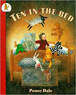Image result for ten in a bed book