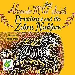 Precious and the Zebra Necklace