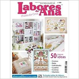 LAS LABORES DE ANA Nº 235: Amazon.es: ALTERNATIVAS PUBLICITARIAS SL: Libros
