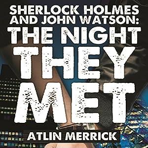 Sherlock Holmes and John Watson Hörbuch