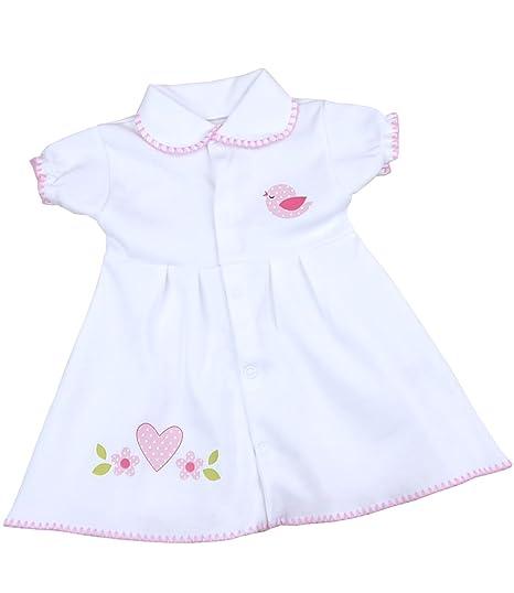 5174d710157 BabyPrem Premature Baby Dress Cotton Pink Girl Preemie Clothes Bird 1.5-3  Mths