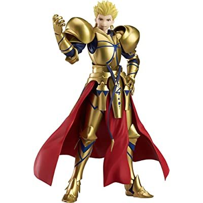 Max Factory Fate/Grand Order: Archer/Gilgamesh Figma Action Figure: Toys & Games