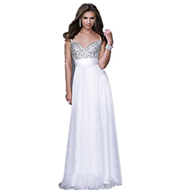 LondonProm ll7 beading Pink blue Evening Dresses party full length prom gown ball dress robe (