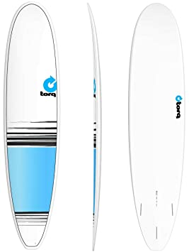 Tabla de Surf Torq epoxy Tet 8.0Longboard Fade