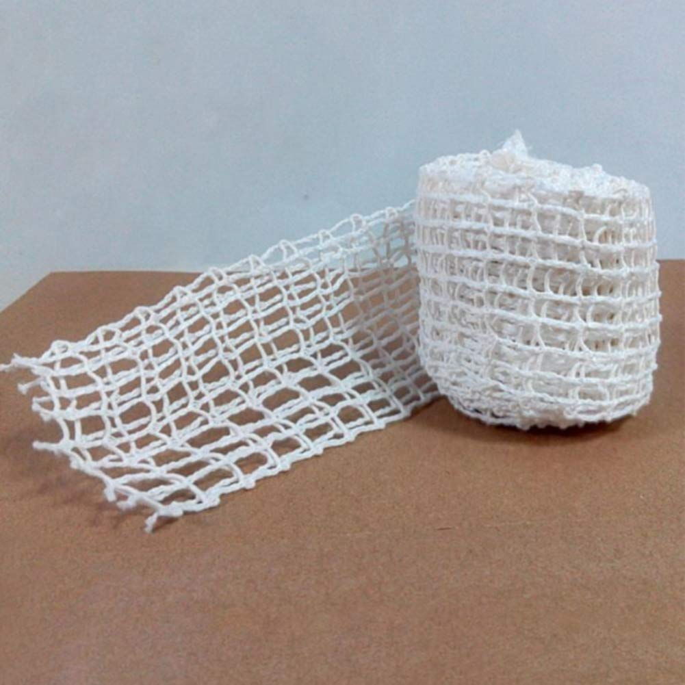 Eco-Friendly Hot Dog Cotton Thread Kitchen Packing Supplies Meat Net Sausage Net Meat Tool Durable Cooking String Twine White