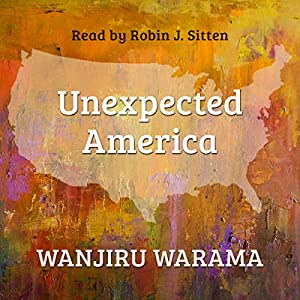 Unexpected America Audiobook