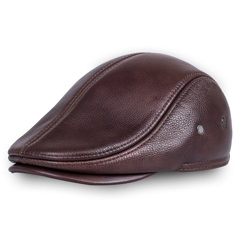 Bellefur HAT メンズ B01MQH9A7U Large / 55-56cm|レッドブラウン レッドブラウン Large / 55-56cm