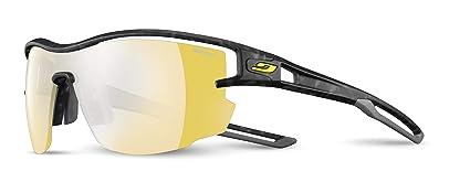 38edbcc63c6 Julbo Aero Performance Sunglasses - Zebra Light - Gray Tortoiseshell Gray