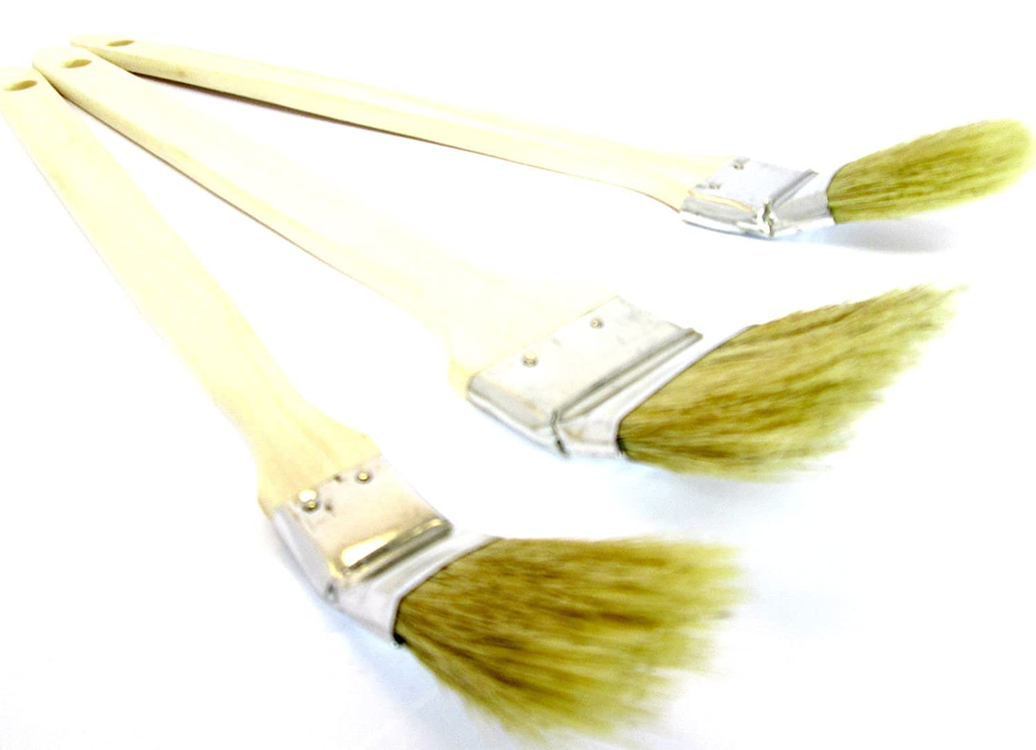 5 Piece Paint Brush Set Brushes Painting Decorating DIY 1/'/' to 3/'/' Amtech S3905A