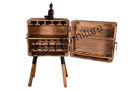 O My Furniture Boldy Bar Cabinet
