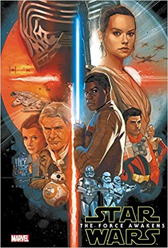 Book Star Wars: The Force Awakens Adaptation