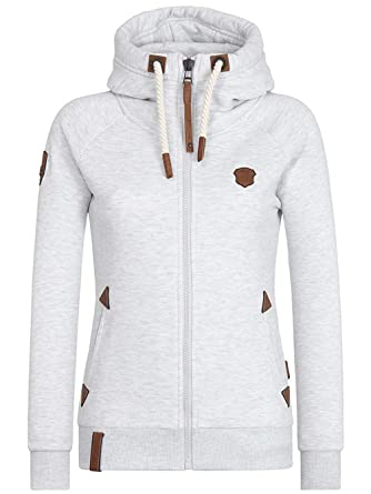 naketano sweatjacke billig xl, Naketano Sweatshirt dusty