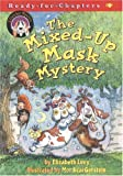 The Mixed-up Mask Mystery, Elizabeth Levy, 0689846290