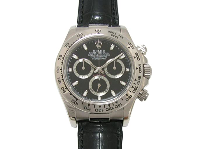 info for 79a9f 48639 Amazon | [ロレックス] ROLEX デイトナ 腕時計 メンズ ブラック ...