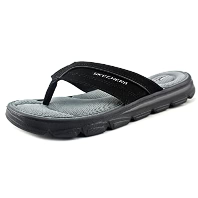 1a37610b7e6c Skechers Boys  Wind Swell Sand Diver Thong Sandal